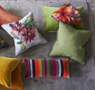 DESIGNERS GUILD - Indian Sunflower Grande Berry Cushion thumbnail