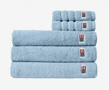 LEXINGTON - Original Towel Chambrey Blue