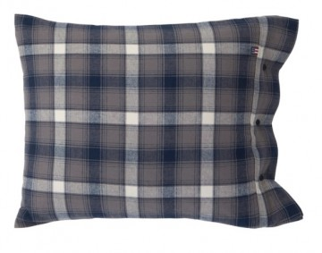 LEXINGTON - Checked Flannel, Blue Multi, Pillowcase