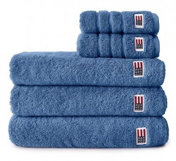 LEXINGTON - Original Towel Medium Blue